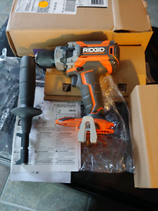 Rigid 18v Brushless 1/2inch Hammer Drill -Tool only