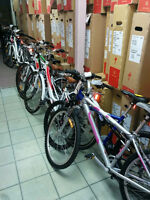 Costco Bikes CLEAROUT Save 50% on men, womens and kids bikes!