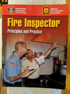 Fire Inspector Principles and Practice