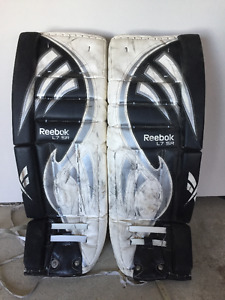 Goalie equipment (Senior) - various pieces -will sell separately