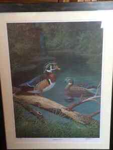 """Terry McLean Signed and Numbered """"Summer Haven"""""""