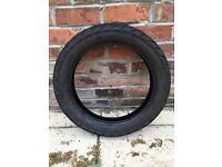 Rear Motorcycle Tyre 110/90 16