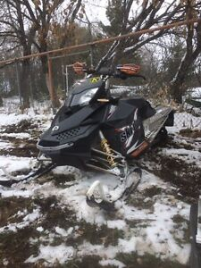 Ski-Doo Renegade X Project sled