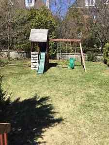 Jeu d'exterieur enfants - outdoor playground