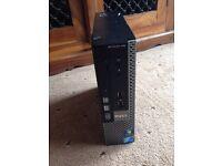 Dell computer PC mini tower, Core2duo,250gb HDD, 2gb RAM, win7