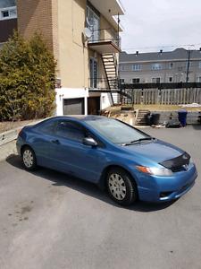 Honda Civic DX-G 2006 NEGO