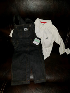 Boy's Carter's 18m outfit