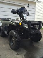Polaris 500 Sportsman Very low usage/miles