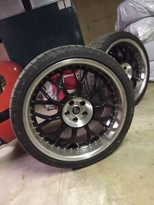 """19"""" Rims and Tires"""