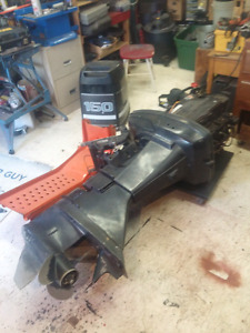 150 horse outboard motor forsale