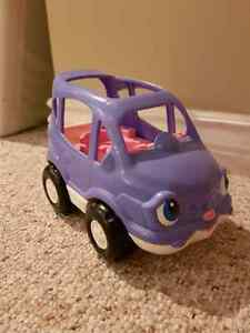 Fisher Price Little People Car