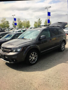 2016 Dodge Journey R/T AWD loaded