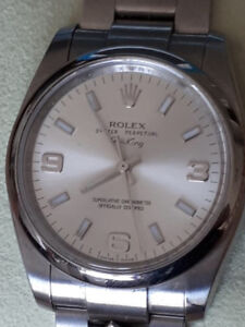 Rolex (Men's) Oyster Perpetual Air King watch - New