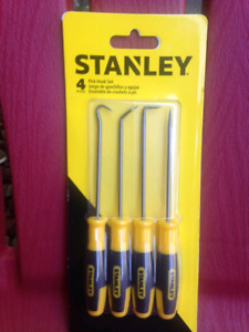 WOW! Stanley 4 Piece Pick Tool Set Only $7
