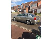 Vauxhall Vectra 1.8 Elegance. MOT July 2017. Low Miles with FSH