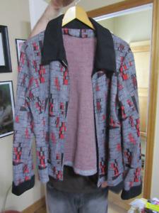 vintage jackets/cardigans