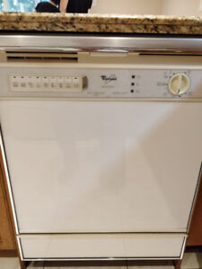 Quick Sale Whirlpool Dishwasher – Excellent Condition!  $40 OBO!