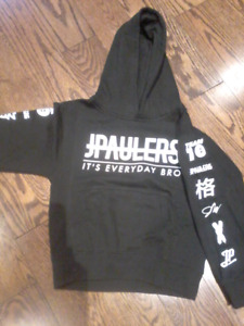 JAKE PAUL sweater.  Sm boys., fits size 6 BOYS * BRAND NEW*