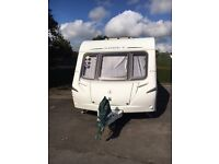 Abbey Vogue 620 2008 4 Berth Caravan