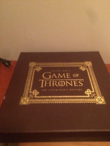 HBO's Game of Thrones, The Collectors Edition