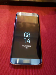 Samsung S7 Edge Android Smartphone