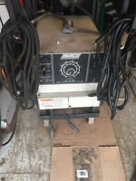 Memco AC/DC constant current arc welder