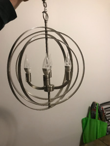 Circle Chandelier - Amazing Condition