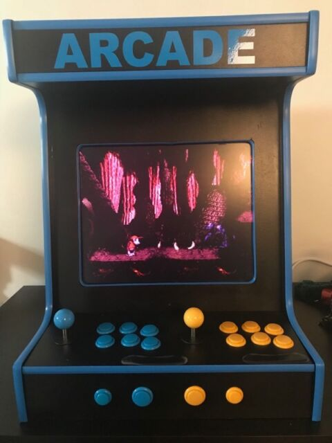 Bartop Arcade 1000s of classic games | in Seaham, County Durham | Gumtree