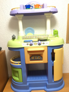 Little Tikes Toy Kitchen! Great toy for kids!