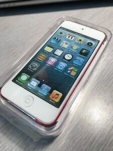 iPod Touch 5th Gen RED 32GB