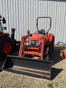 SAVE OVER $17000.00 ON NEW NON CURRENT  KIOTI NX4510 HST