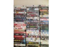Collection of big box ex rental videos rare