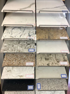 New colors kitchen cutomized countertops!!