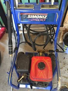 Used power washer for sale or trade.