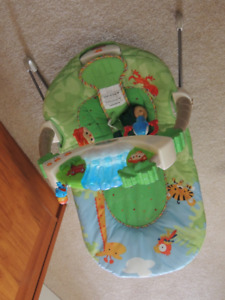 1 set small  Baby Swing & Chair