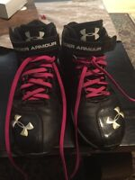Under Armour Football Cleats.