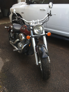 Honda Shadow 750cc Ace
