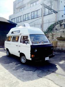1984 Volkswagen Vanagon, 157,000kms