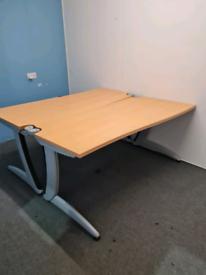 Steelcase executive office desks