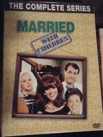 The Complete Series Collection Of Married With Children