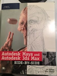 Autodesk Maya and 3ds Max Side by Side
