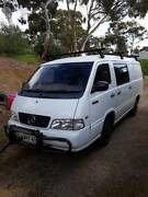 Mercedes stealth campervan Adelaide CBD Adelaide City Preview