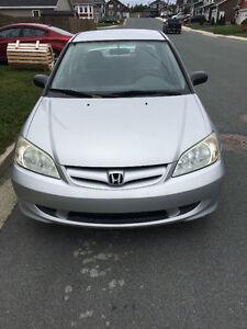 2004 Honda Civic DX Sedan
