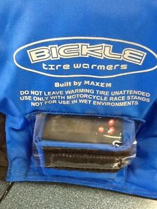 NEW in Package Bickle Tire Warmers for Race Bikes