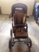 Quincy freestyle 4 stroller
