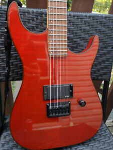 Godin Redline A1 for 7- or 8-string guitar...