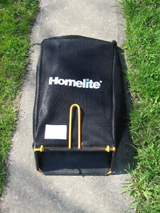 Like New Homelite Lawnmower Rear Grass Collection Bag Never used