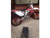 Crf 250 twin pipe NEED GONE!!