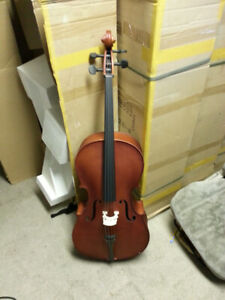 Announcing: cello for 39.99 a month (rent-to-own)