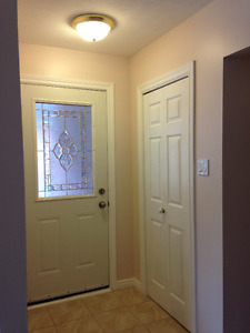3+1 BEDROOM SEMIDETACHED HOUSE FOR RENT AVAILABLE JULY 1, 2017